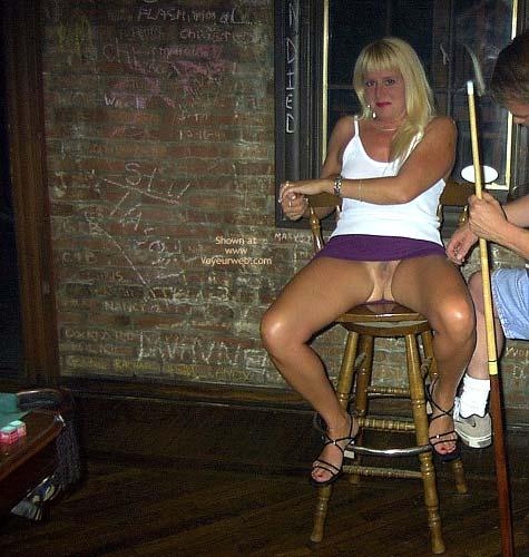 Pic #2 - *NP Flashingal Pantyless in Public