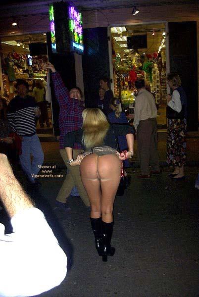 Pic #5 - *NP Flashingal Pantyless in Public