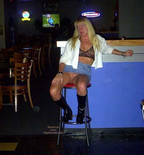Pic #7 - *NP Flashingal Pantyless in Public