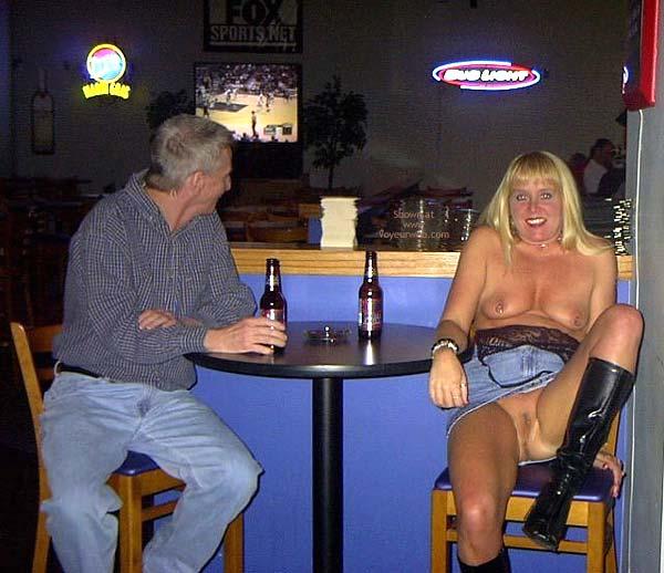 Pic #8 - *NP Flashingal Pantyless in Public