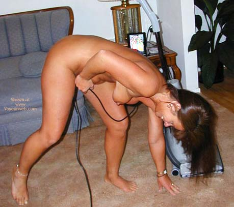 Pic #3 - *TR TM Cleaning The House Again!