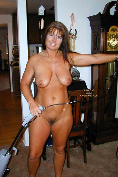 Pic #6 - *TR TM Cleaning The House Again!