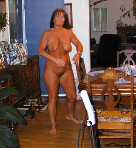 Pic #7 - *TR TM Cleaning The House Again!
