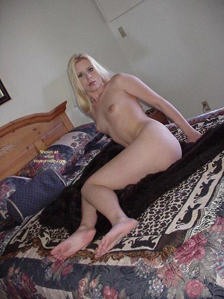 Pic #2 - Ana On The Bed