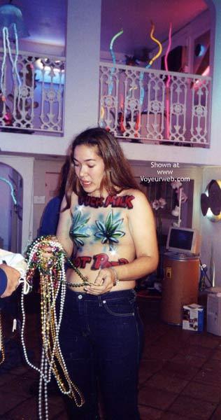 Pic #1 - Mardis Gras 2001