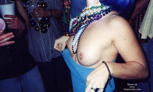 Pic #2 - Mardis Gras 2001