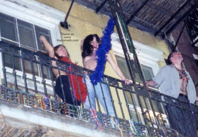 Pic #4 - Mardis Gras 2001