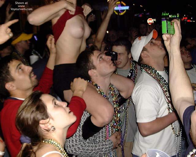Pic #6 - Mardis Gras 2001