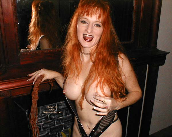 Pic #4 - Red Headed Hottie