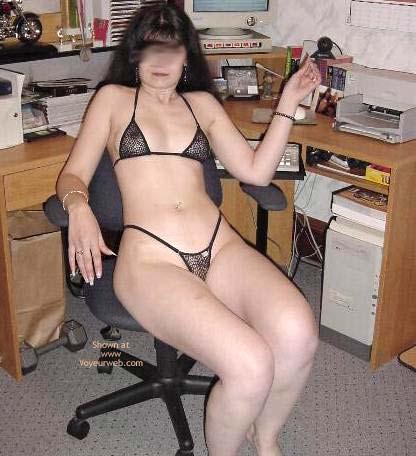 Pic #2 - BostonHoney Having Fun with Her WW 1