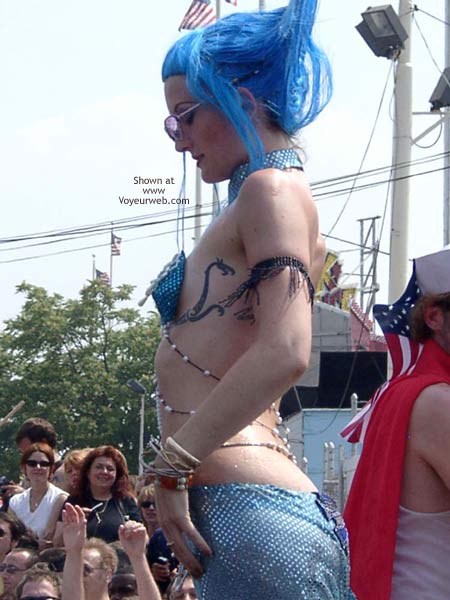 Pic #3 - Mermaid Parade 2
