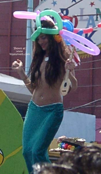 Pic #6 - Mermaid Parade 2