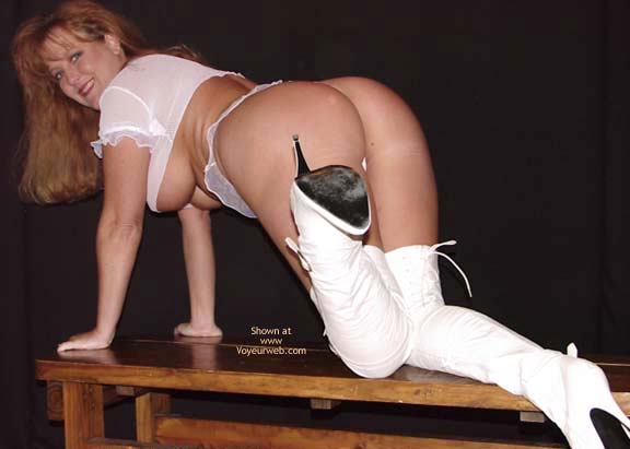 Pic #6 - These Boots are Made for Fucking!