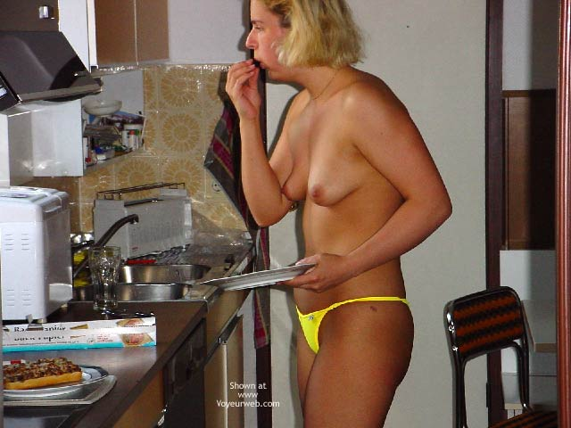 Pic #2 - My New Yellow Wicked Weasel