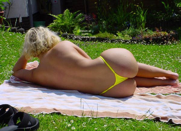 Pic #7 - My New Yellow Wicked Weasel