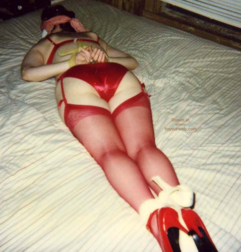 Pic #1 - My Wife Tied Up