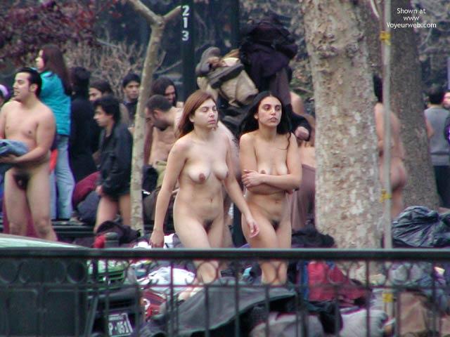 Pic #6 - Santiago de Chile 5 C Nude Performance