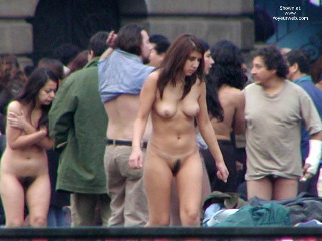 Pic #7 - Santiago de Chile 5 C Nude Performance