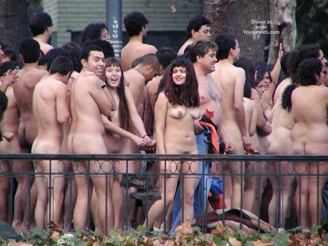 Pic #2 - Santiago de Chile 5 C Nude Performance 2