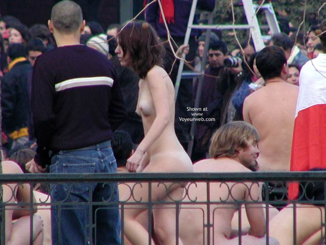 Pic #5 - Santiago de Chile 5 C Nude Performance 2