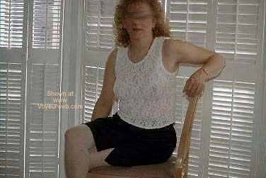 Pic #2 - Lynn in White Lace