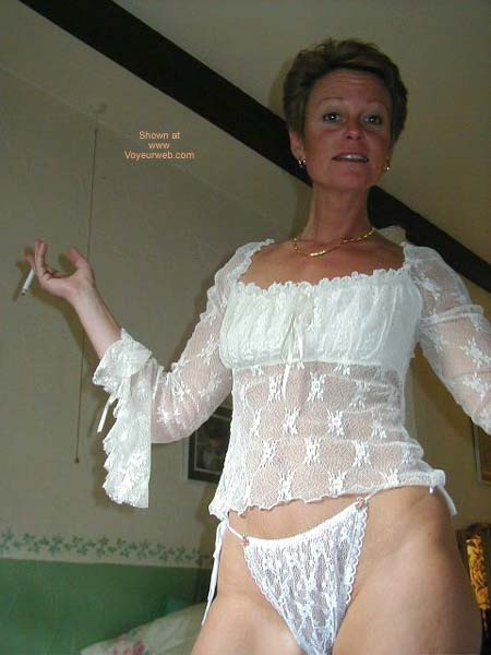 Pic #7 - Lady in Lingerie 2