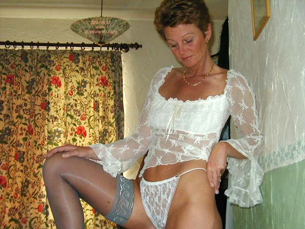Pic #8 - Lady in Lingerie 1