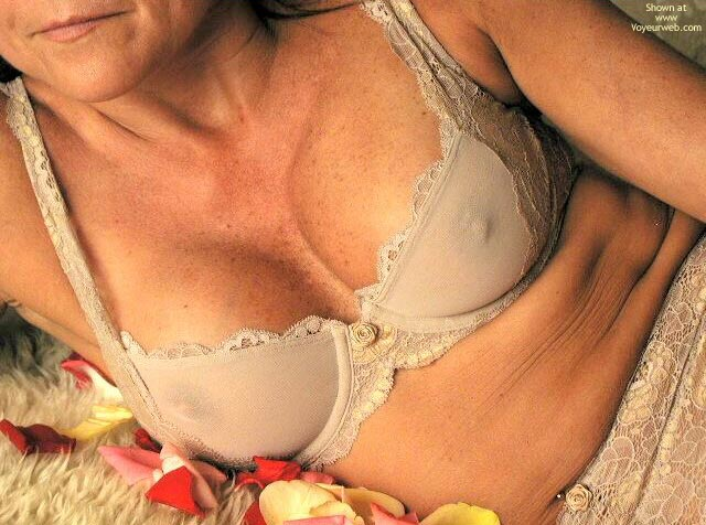 Pic #3 - Rose Petals 2 With Lingerie