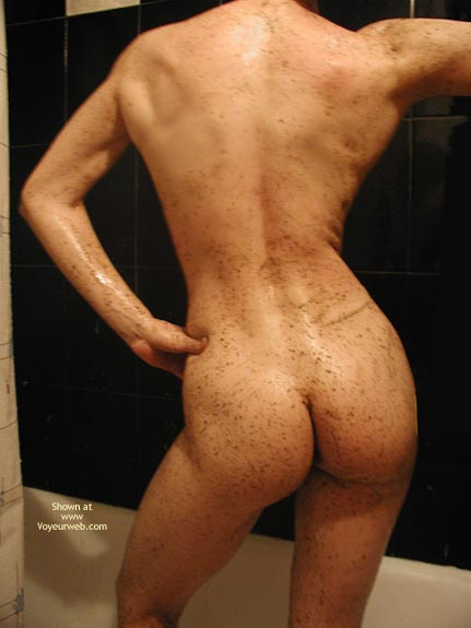 Pic #3 - Fit Cutie In The Shower