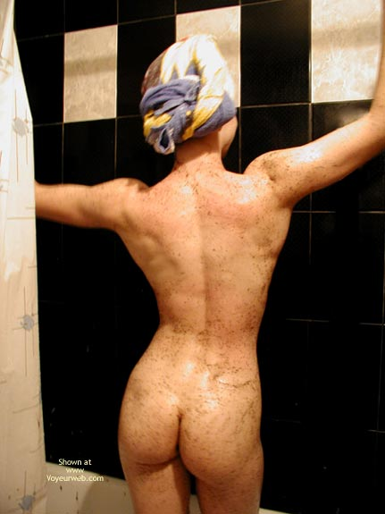 Pic #4 - Fit Cutie In The Shower