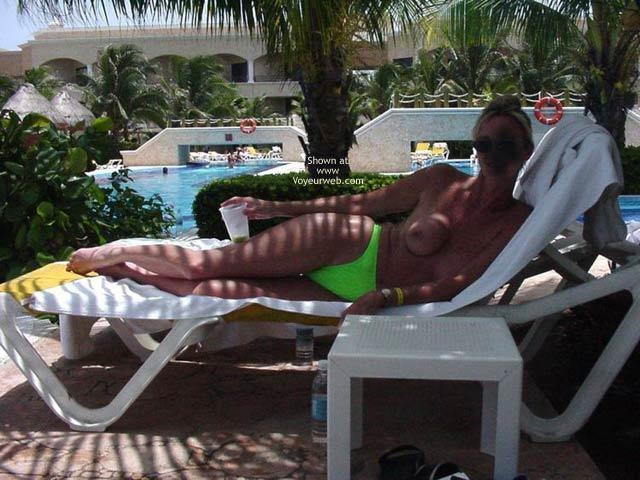 Pic #5 - Hot Tits @ Beach