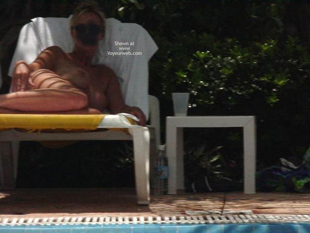 Pic #6 - Hot Tits @ Beach