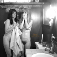 *GG Laila and Friend in Bathroom