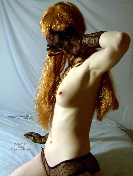 Pic #2 - Redhead Madison For Halloween