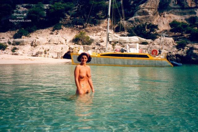 Pic #8 - Tee Elle On Vacation