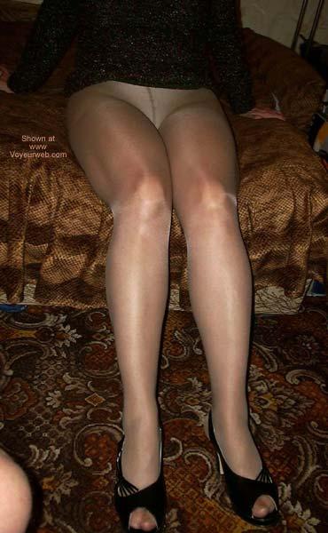 Pic #1 - Pantyhose Fun
