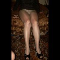 Pantyhose Fun
