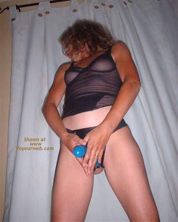 Pic #3 - Bonnie Buy a Strapon