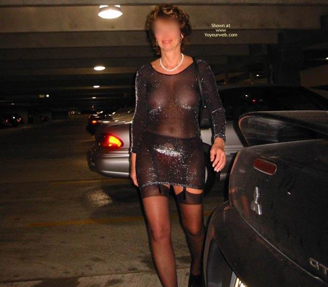 Pic #7 - Renee In Transparent Clothes Again