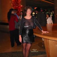 Renee In Transparent Clothes Again