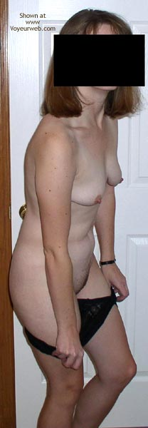 Pic #4 - First Time Wife