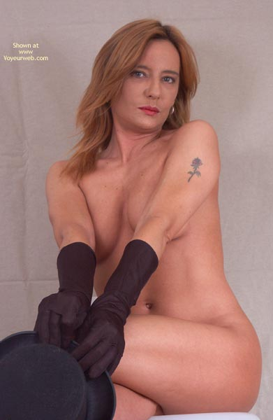 Pic #2 - Susy Rocks Hat And Gloves