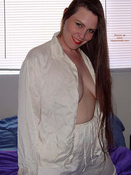 Pic #4 - Sweet Vicki BBW in Jammies 3