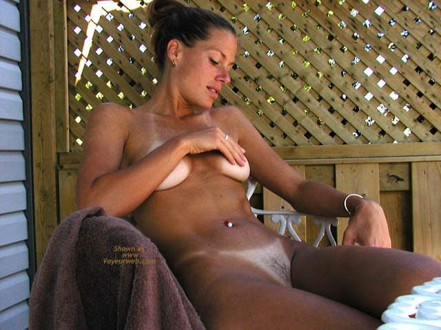 Pic #3 - *NE SweetClitty TanLines 2