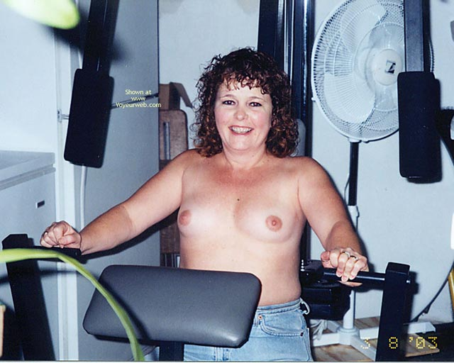 Pic #1 - Tonya  In The Gym