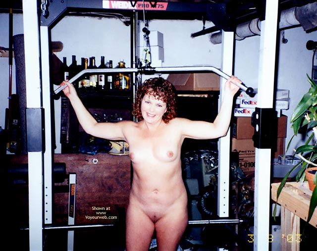 Pic #6 - Tonya  In The Gym