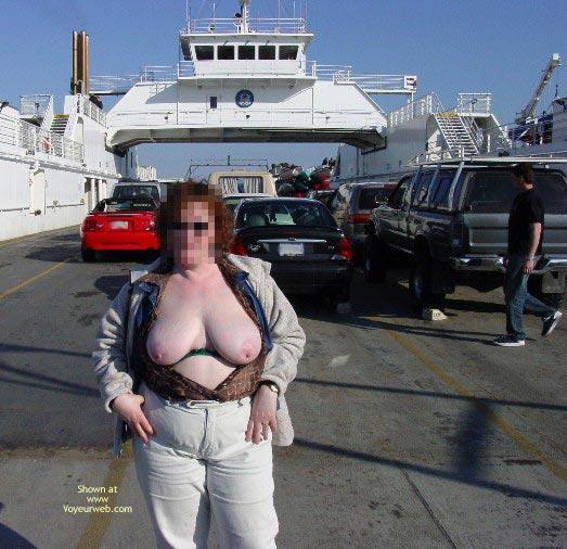 Pic #5 - Bev Shows Her Stuff In Public I