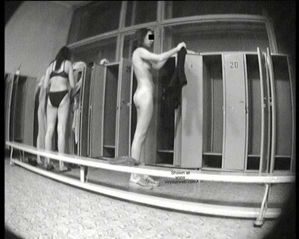 Pic #1 - Pool Dress Room - Sexy Girl