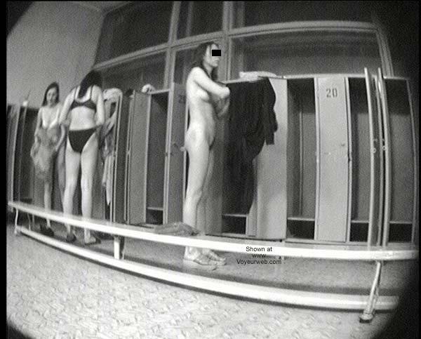 Pic #3 - Pool Dress Room - Sexy Girl