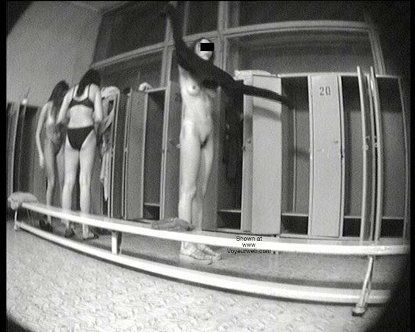 Pic #5 - Pool Dress Room - Sexy Girl